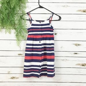 Baby Gap striped dress size 5